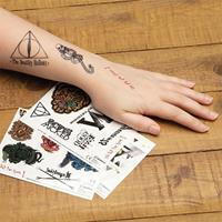 Paladone Products Harry Potter Temporary Tattoos Set