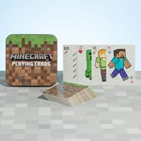 Paladone Products Minecraft Playing Cards