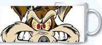United Labels Looney Tunes Mug Coyote