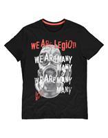 Difuzed Watch Dogs: Legion T-Shirt We Are Legion Size XL