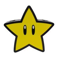 Paladone Products Super Mario Bros. Light Super Star