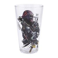 Paladone Products Star Wars Episode 9 Pint Glass Scenes