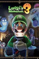 Pyramid International Luigi's Mansion 3 Poster Pack You're in for a Fright 61 x 91 cm (5)