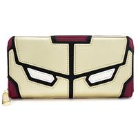 Loungefly Marvel by  Wallet Iron Man Cosplay