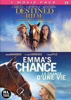 Destined to ride + Emma's chance (DVD)