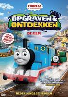 Thomas de Stoomlocomotief - Opgraven en ontdekken (DVD)