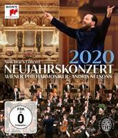 Wiener Philharmoniker - New Years Concert 2020