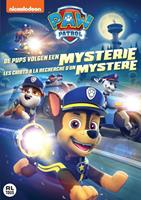 Paw Patrol - Pups chase a mystery (DVD)