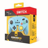 steelplay Gcube Wired Controller (Blue)