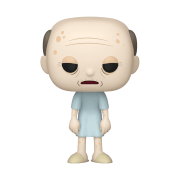 Pop! Vinyl Rick and Morty Hospice Morty  Figure