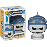 Pop! Vinyl Penguins of Madagascar Short Fuse Funko Pop! Figuur
