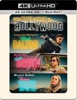 Once Upon A Time In Hollywood (Steelbook) (4K Ultra HD En 3D Blu-Ray)