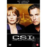 CSI - Seizoen 1 (DVD)