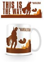 Pyramid International Star Wars The Mandalorian Mug This is the Way