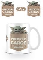 Pyramid International Star Wars The Mandalorian Mug Precious Cargo
