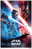 Pyramid International Star Wars Episode IX Poster Pack Saga 61 x 91 cm (5)