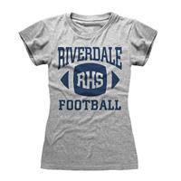 Heroes Inc Riverdale Ladies T-Shirt Football Size M