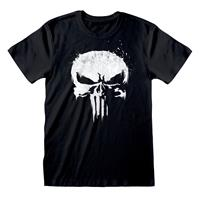 Heroes Inc Punisher TV T-Shirt Logo Size L