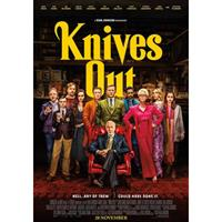 Knives out (Blu-ray)