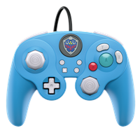 Switch Zelda Breath of the Wild Wired Smash Pad Pro