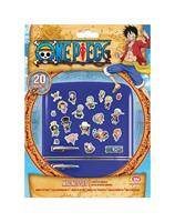 Pyramid International One Piece Fridge Magnets Chibi