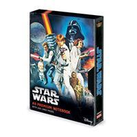 Pyramid International Star Wars Premium Notebook A5 A New Hope VHS