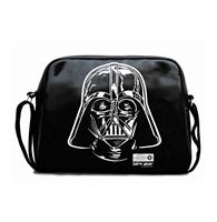 Logoshirt Star Wars Messenger Bag Darth Vader Portrait