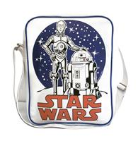 Logoshirt Star Wars Messenger Bag Droids