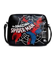 Logoshirt Marvel Comics Messenger Bag Spider-Man