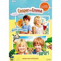 Casper en Emma - Beste vriendjes & Op safari (DVD)