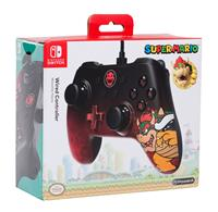 powera Wired Iconic Controller - Bowser