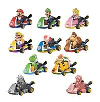 Tomy Mario Kart Pull Back Cars Mystery Pack Display (12)