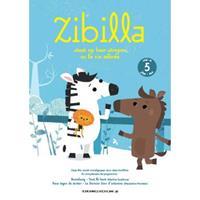 Zibilla staat op haar strepen (DVD)