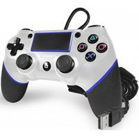 ttxtech TTX Playstation 4 Champion Wired Controller White
