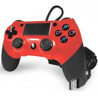 ttxtech TTX Playstation 4 Champion Wired Controller Red