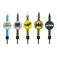 Cinereplicas DC Comics Birthday Candle 10-Pack Batman