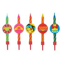 Cinereplicas DC Comics Birthday Candle 10-Pack Wonder Woman