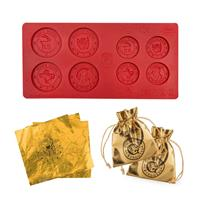 Cinereplicas Harry Potter Gringotts Bank Chocolate Coin Mold