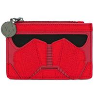 Loungefly Star Wars by  Flap Purse Red Sith Trooper