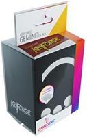 GameGenic Keyforge Gemini Deckbox Zwart