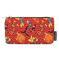 Loungefly Disney by  Coin/Cosmetic Bag The Emperor's New Groove AOP