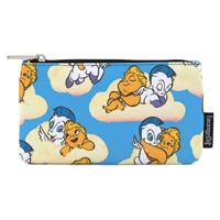 Loungefly Disney by  Coin/Cosmetic Bag Baby Hercules and Pegasus AOP