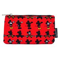 Loungefly Disney by  Coin/Cosmetic Bag Mickey Parts AOP