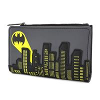 Loungefly DC Comics by  Wallet Bat Signal