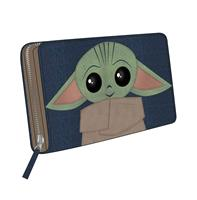 Cerdá Star Wars The Mandalorian Purse / Business Card Holder The Child