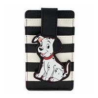 Loungefly Disney by  Card Holder 101 Dalmations Striped