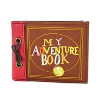 Loungefly Disney by  Wallet Up My Adventure Book