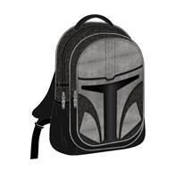 Cerdá Star Wars The Mandalorian Casual Fashion Backpack The Mandalorian