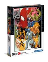 Clementoni Marvel 80th Anniversary Puzzle Characters