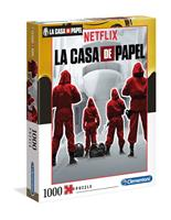 Clementoni Money Heist Puzzle Suits